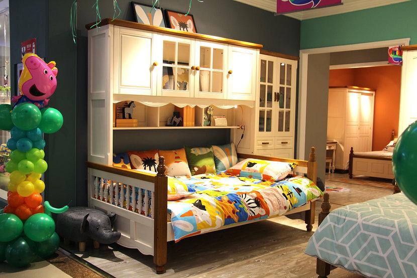 可爱多儿童家具上下床 国庆特价10500元