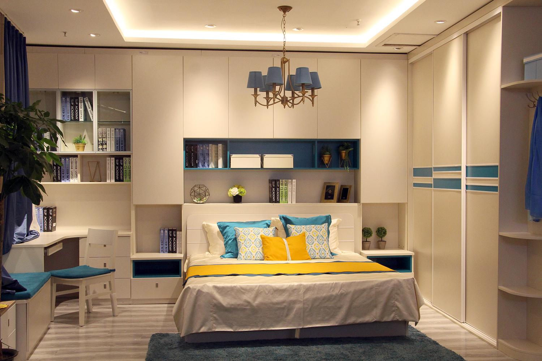 意风定制卧房家具给你舒适温馨的生活