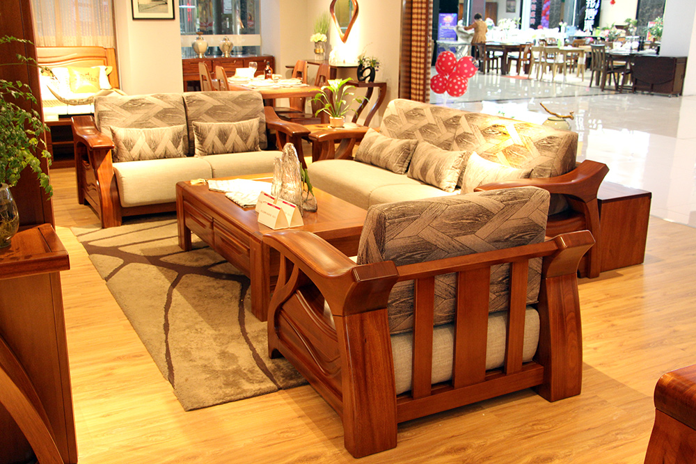 名流之居客厅系列沙发回归自然 拥有品质