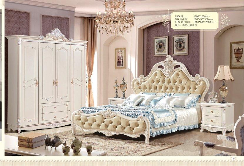 盛思潮法式家居 拥浪漫情怀集优雅传统于一身