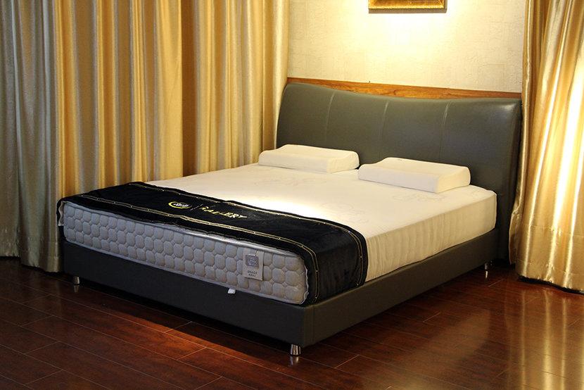 舒达圣保罗床垫 助力开启健康睡眠