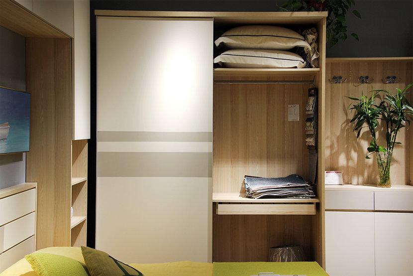 亚美特定制卧室家具 店面升级样品处理