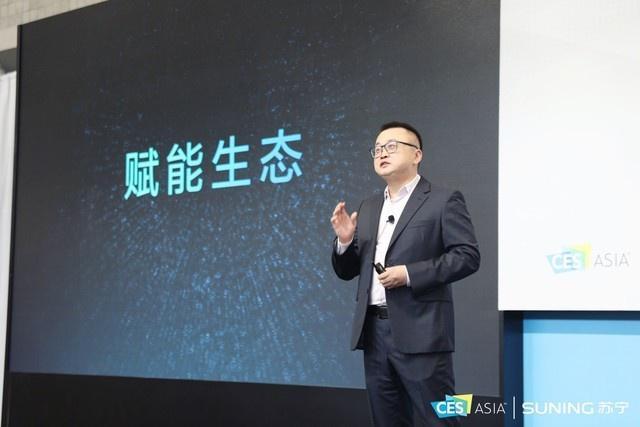 苏宁刘东晧 只有实现生态智能 智能家居才能成熟