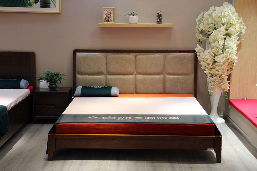 大自然棕床垫 植物睡眠 将森林搬进梦境