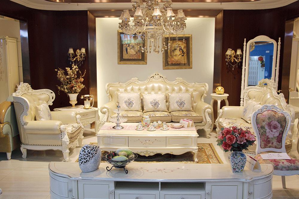 追溯法式家具的起源、发展、风格、特点