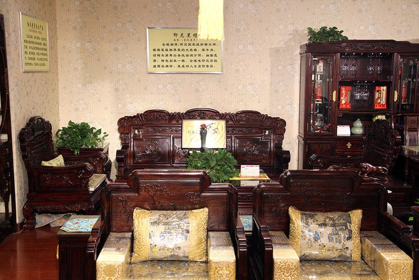 红木讲坛:红木豆科黑酸枝木类-阔叶黄檀