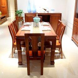 基华家具 5号餐桌+9号餐椅