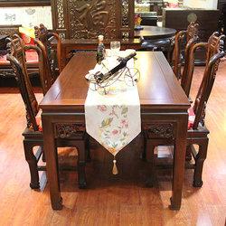 江南神龙 明式餐桌