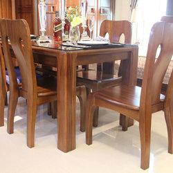 雄丰家具 D0619-2 餐桌+餐椅