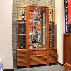一品木阁 M701-1340 酒柜