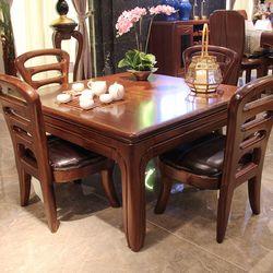 京通光明 Js-K522 茶台+茶椅*4