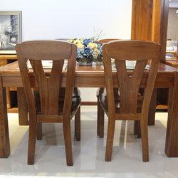 皇榜家具 1号餐桌+餐椅