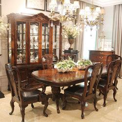华美法罗 1398-308 餐桌