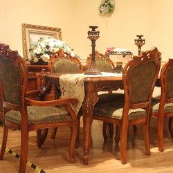 斯贝迪曼 300餐桌 (含6椅)
