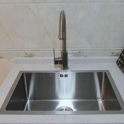 塞纳春天整体家装 水槽+龙头