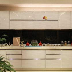 华馨 TG板整体厨房