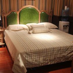 阳光芭比诺 BP021双人床