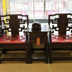 名匠木坊 510 风光和雅太师椅+茶几