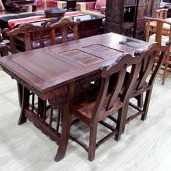 鑫国祥 小茶桌五件套