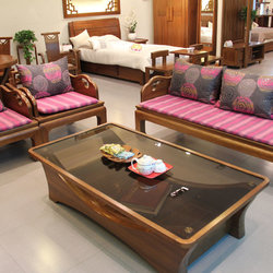 一品木阁 Y305 1+2+3沙发
