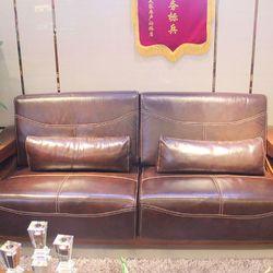 雄丰家具 D0619-5 沙发1+2+3