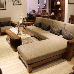 超一纯家具 879-1 转角沙发