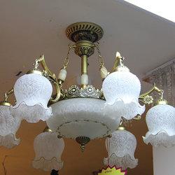 长亮照明 铜吊灯