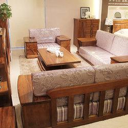 珍荣家私  W-2  1+2+3组合沙发