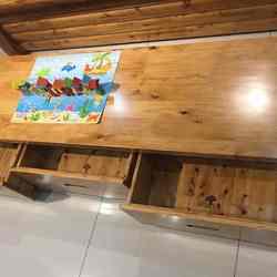 宏达实木家具 电视柜