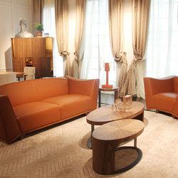 博莱家具 P0120205 牛皮沙发