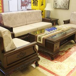 名匠木坊 大富贵客厅沙发
