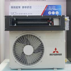 三菱重工 风管机2P空调