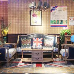 阳光芭比诺家具 F103组合沙发