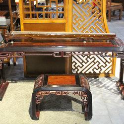 群仙红木 琴桌
