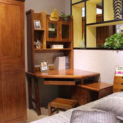 显赫世家家具 VS17-17上座+下座 组合书桌