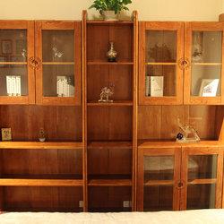华谊家具 XH202 组合书柜