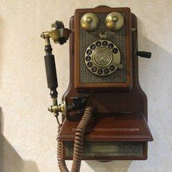 楼韵居  PLM-1907 电话机