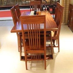 鸿亚博伦旗下品牌  和禾 01 餐桌