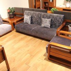 木歌艺品 1+2+3 沙发