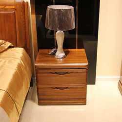 紫榆艺品 7031 床头柜