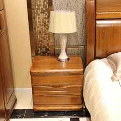 紫榆艺品 7032 床头柜
