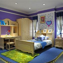 松堡王国 儿童套房