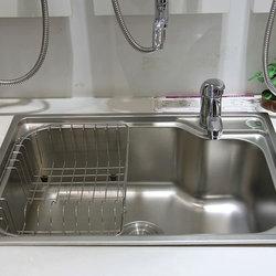 箭牌 AGP073H 不锈钢菜槽