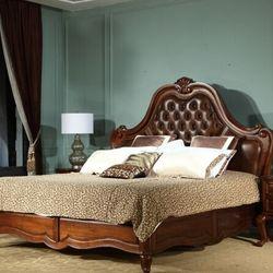 美郡新古典家具   双人床