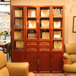健威人性 SD61148A 四门书柜