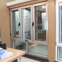 七彩门窗 56系列 断桥铝通风隔音窗