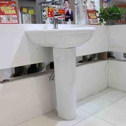 恒洁卫浴 H212 柱盆