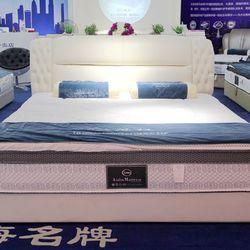 爱舒 626 皮床+床垫