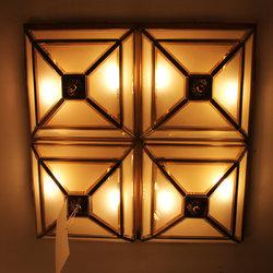 斯诺照明  小四方吸顶灯