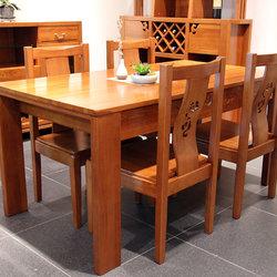 一品木阁 M67-1585 餐桌